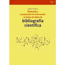 Búsqueda y Recuperación de Información en Bases de Datos de Bibliografía Científica