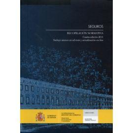 Seguros. Recopilación Normativa 2011 Incluye Anexos en CD-ROM y Actualización On-line