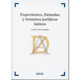 Expresiones, Fórmulas y Términos Jurídicos Latinos.