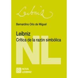 Leibniz Crítica de la Razón Simbólica