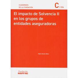 Impacto de Solvencia II en los Grupos de Estidades Aseguradoras