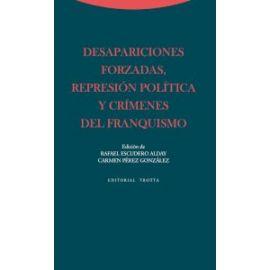 Desapariciones forzadas rep. politica y crimenes franquismo.