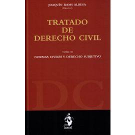 Tratado de Derecho Civil, 02. Normas Civiles y Derecho Subjetivo