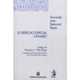 Derecho Especial Canario