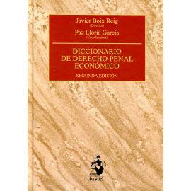 Diccionario de Derecho Penal Económico 2017