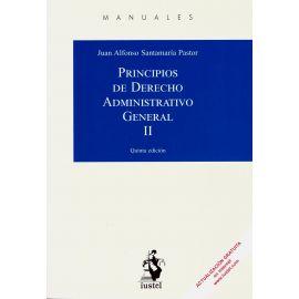 Principios de Derecho Administrativo General Tomo II 2018