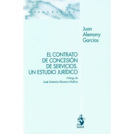 Contrato de concesión de servicios. Un estudio jurídico
