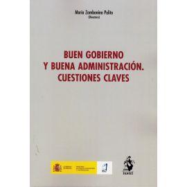 Buen Gobierno y buena administración. Cuestiones Claves