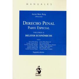 Derecho Penal. Parte especial. Volumen II 2020. Delitos económicos