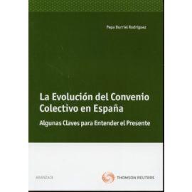 Evolución del Convenio Colectivo en España, La.