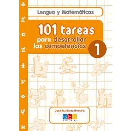 101 Tareas Para Desarrollar las Competencias 1 Lengua y Matemáticas