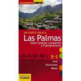 Un corto viaje a las Palmas, Gran Canaria, Lanzarote y Fuerteventura.