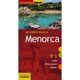 Un corto viaje a Menorca.