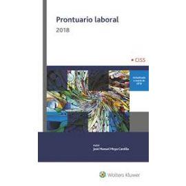 Prontuario Laboral 2018