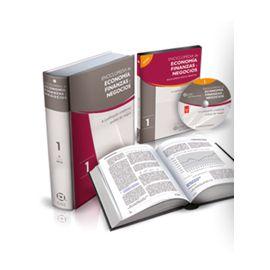 Enciclopedia de Economía, Finanzas y Negocios. 20 Tomos. Toda la Economía de la A la Z + Regalo 20 DVD-ROM E-Jurisprudencia