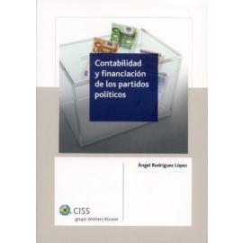 Contabilidad y Financiación de los Partidos Políticos.