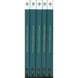 Patrimonio Contable de la Empresa, El. 5 Vols.