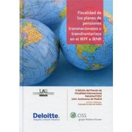 Fiscalidad de los Planes de Pensiones Transnacionales o Transfronterizos en el IRPF e IRNR.
