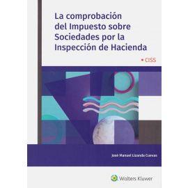 Comprobación del impuesto sobre sociedades por la inspección de hacienda