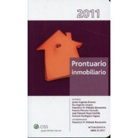 Prontuario Inmobiliario. 2011