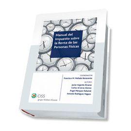 Manual del Impuesto sobre la Renta de las Personas Físicas