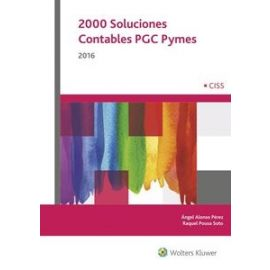 2000 Soluciones Contables PGC Pymes 2016