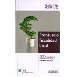 Prontuario Fiscalidad Local 2012