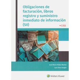 Obligaciones de facturación, libros de registro y suministro inmediato de información (SII)