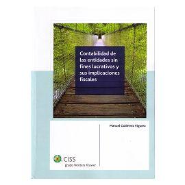 Contabilidad de las Entidades sin Fines Lucrativos (Rústica) y sus Implicaciones Fiscales