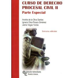 Curso de Derecho Procesal Civil II 2016. Parte Especial