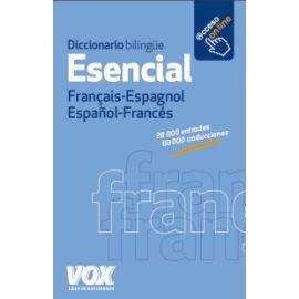 Diccionario bilingüe Esencial. Français-Espagnol/ Español-Francés