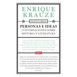 Personas e ideas Conversaciones sobre historia y literatura