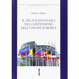Délai raisonnable nel contenzioso dell'Unione europea