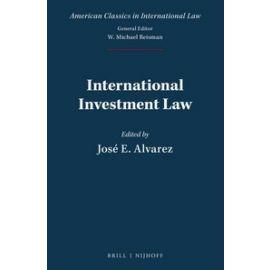 International Investmetn Law