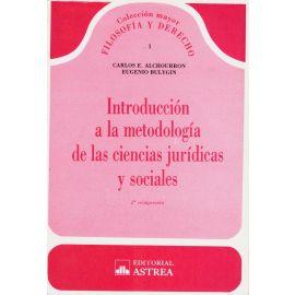 Introducción a la Metodología de las Ciencias Jurídicas y Sociales
