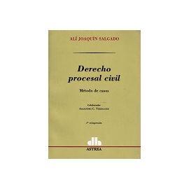 Derecho Procesal Civil. Método de Casos
