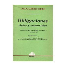 Obligaciones Civiles y Comerciales