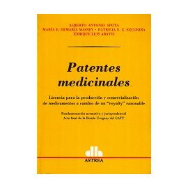 Patentes Medicinales