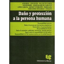 Daño y Protección a la Persona Humana