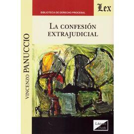 La confesión extrajudicial