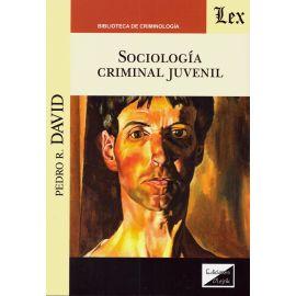 Sociología criminal juvenil