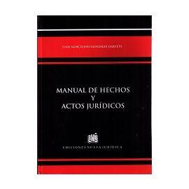 Manual de Hechos y Actos Jurídicos