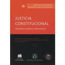 Justicia Constitucional Derechos Humanos y Democracia