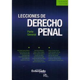 Lecciones de Derecho Penal. Parte General.