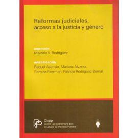 Reformas Judiciales, Acceso a la Justicia y Género.