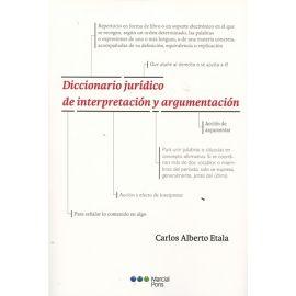 Diccionario Jurídico de Interpretación y Argumentación