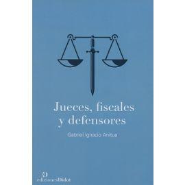 Jueces, Fiscales y Defensores