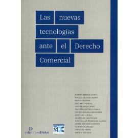 Las nuevas tecnologías ante el derecho comercial