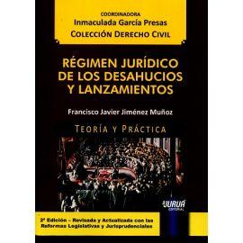 Régimen Jurídico de los Desahucios y Lanzamientos 2017