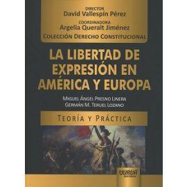 Libertad de Expresión en América y Europa